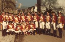 Prinzengarde Weis, Fritz Nieth, Heinz Rams