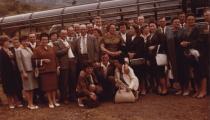 Fritz Rutkowski, Liesl Thon, Rote Funken Weis