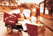 Hildegard Falk, Rote Funken Weis, Hannelore Becker