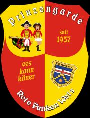 Prinzengarde Rote Funken, Rheinland Rote Funken, Funken Weis